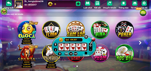 game-mini-poker-game-danh-bai-doi-thuong-hot-nhat-vip52