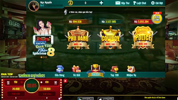 Tải game Daiza Club về máy miễn phí cùng nhiều tính năng cập nhập mới