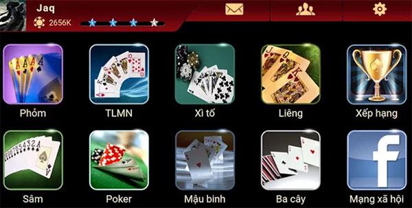 Game bài Biggmax - Tải game bài đổi thưởng cho điện thoại cực uy tín