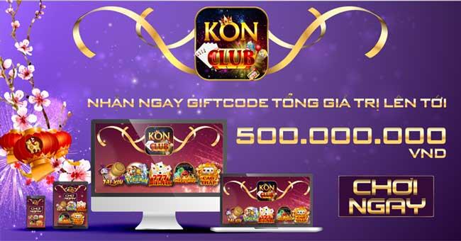 kon-club-cong-game-bai-dai-gia-tang-giftcode-500-000-000-vnd
