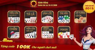 sanh-rong-game-bai-co-nhieu-uu-dai-hap-dan-khien-game-thu-me-met